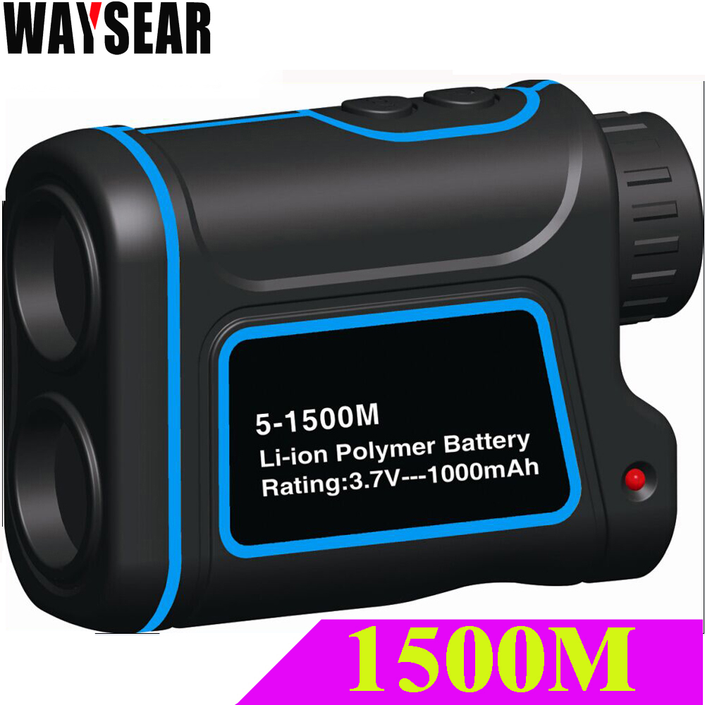 Laser rangefinder rangefinders for hunting Golf range finder 600M 900M 1200m 1500M Laser distance meter roulette test Measuring цена и фото