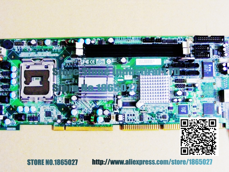 ФОТО SYS7190 IQ35AF7 Q35 Industrial Motherboard 775  cards 100% test