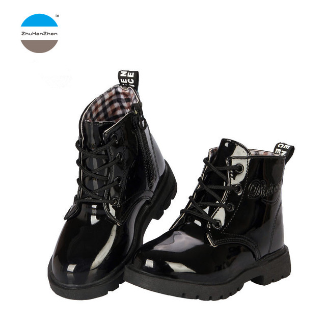 Aliexpress.com : Buy 2017 Spring new kids fashion boots 1 to 11 ...