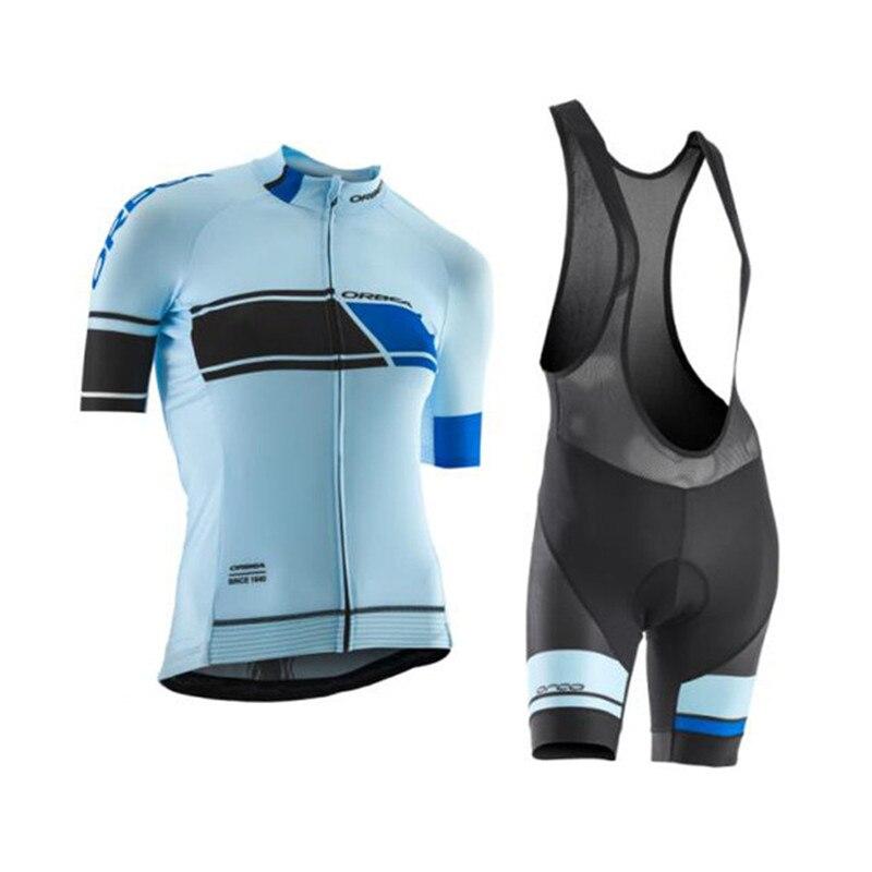 Orbea Women Cycling Jersey 2018 mountain Bike Clothing Short Sleeve shirts 9D Bib shorts mujer Bicycle Clothes Ropa Ciclismo K20