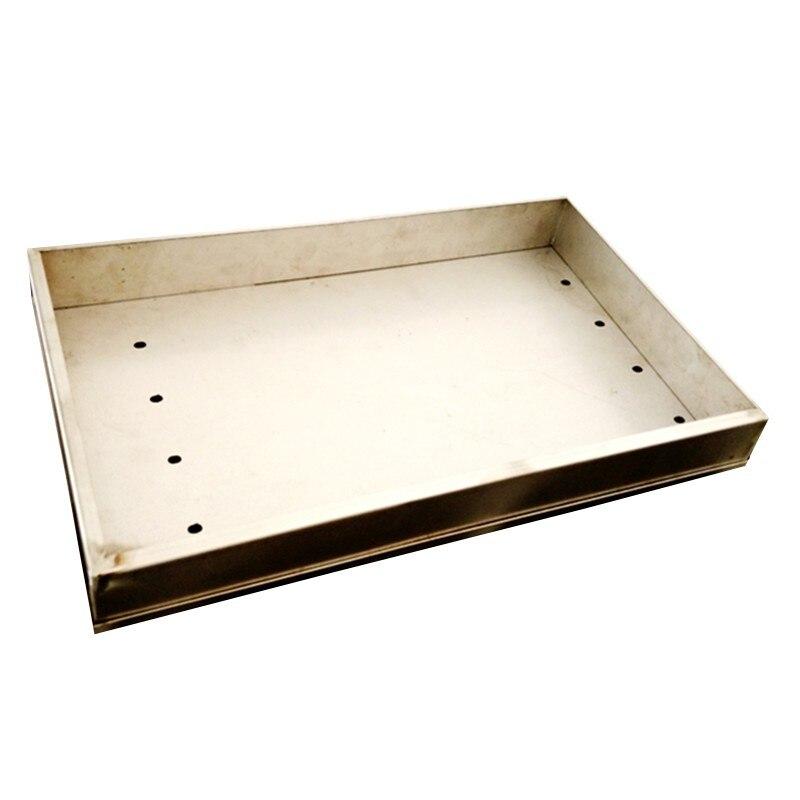 Ajouter réservoir d'eau pour Mini CNC routeur gravure forage 304 acier inoxydable