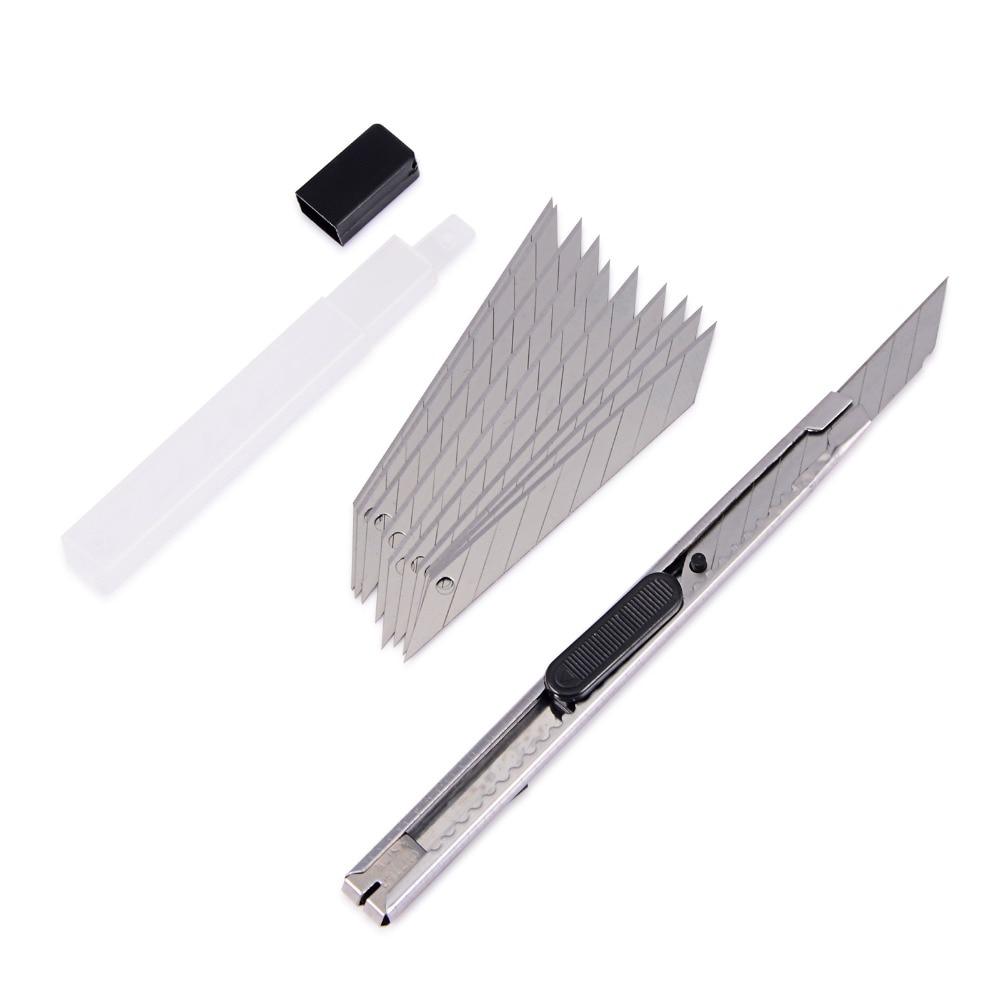 FOSHIO Carbon Fiber Vinyl Car Wrap Tools Sticker Film Wrapping Squeegee Scraper Cutter Knife Set Window Tinting Car Accessories