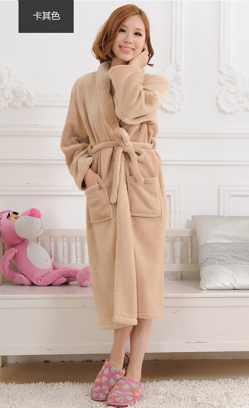 2016-Winter-Autumn-thick-flannel-men-s-women-s-Bath-Robes-gentlemen-s-homewear-male-sleepwear (4)