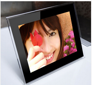 New 12 inch LCD Multifunctional Picture Digital Photo Frame with MP3/MP4 Player with high quality free shipping fixmee 50pcs white plastic invisible wall mount photo picture frame nail hook hanger