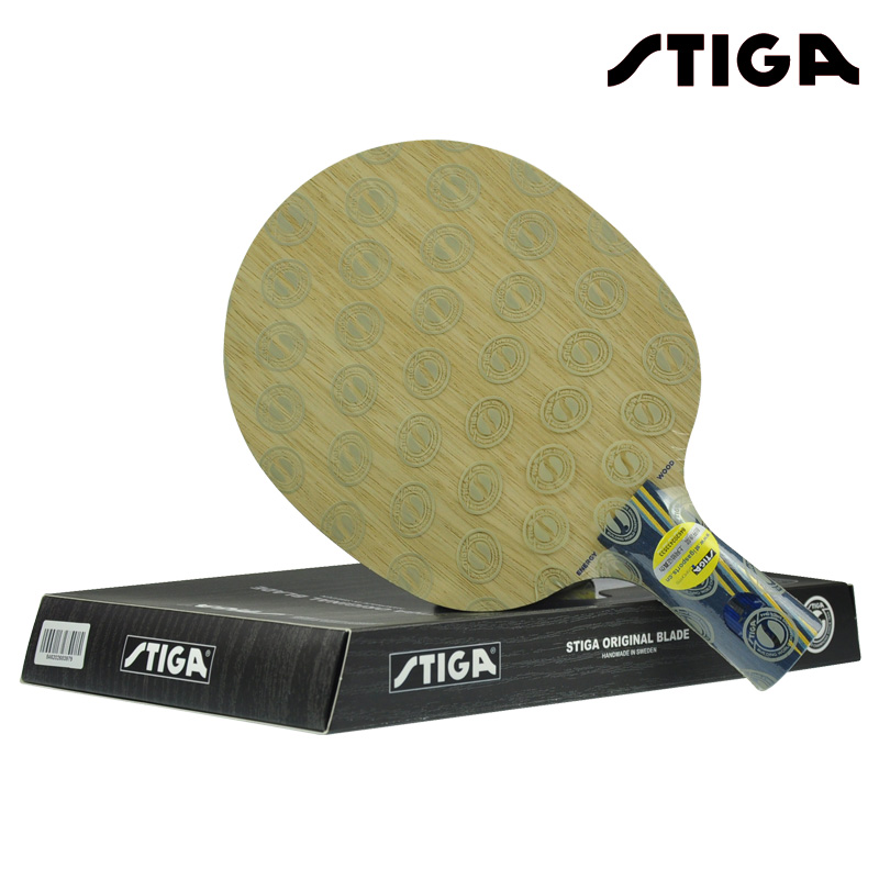 STIGA EG Energy WRB Table Tennis Blade (5 Ply Wood) Racket Ping Pong Bat skullies beanies mink mink wool hat hat lady warm winter knight peaked cap cap peaked cap