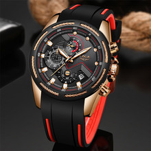 LIGE New Mens Watches Top Luxury Brand Men Sports Watch Man Quartz Date Date Clock Waterproof Wrist Watch Relogio Masculino Saat 2016 top brand luxury analog men military sports watches mens quartz leather date clock man casual wrist watch relogio masculino