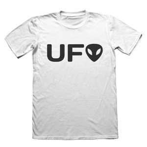 New Fashion Men/men Tops Tees shirts Free Shipping UFO Alien Space Area 51 Solar System men t shirt clothes T shirt(China)