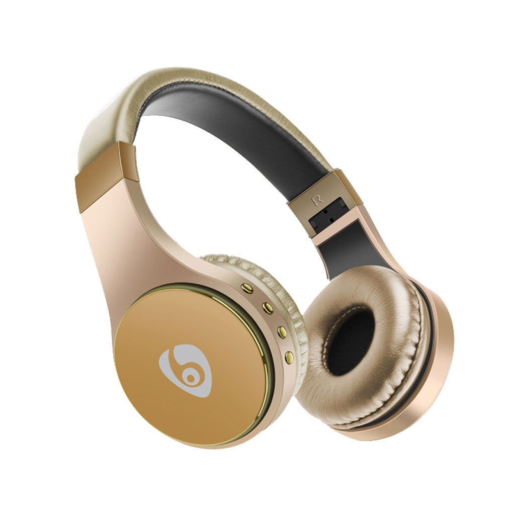 Bluetooth 4.1 Wireless Headset Stereo Wireless Headset With Microphone Tf Card Input For Iphone Millet Phone Online Shop