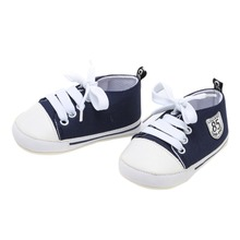 Fashion Baby Toddler Shoes 2018 New Infant Lace-up Casual Ca