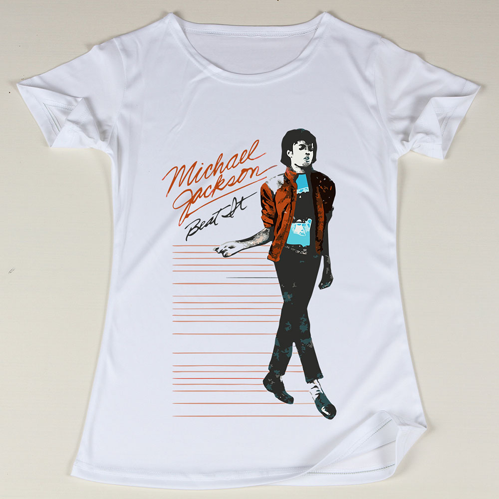 a4ff3516d61 Michael Jackson T Shirts Women O Neck New York Woman t shirt Marilyn Monroe  Womens Tee Short Sleeve Union Jack Top Free Shipping-in T-Shirts from  Women s ...
