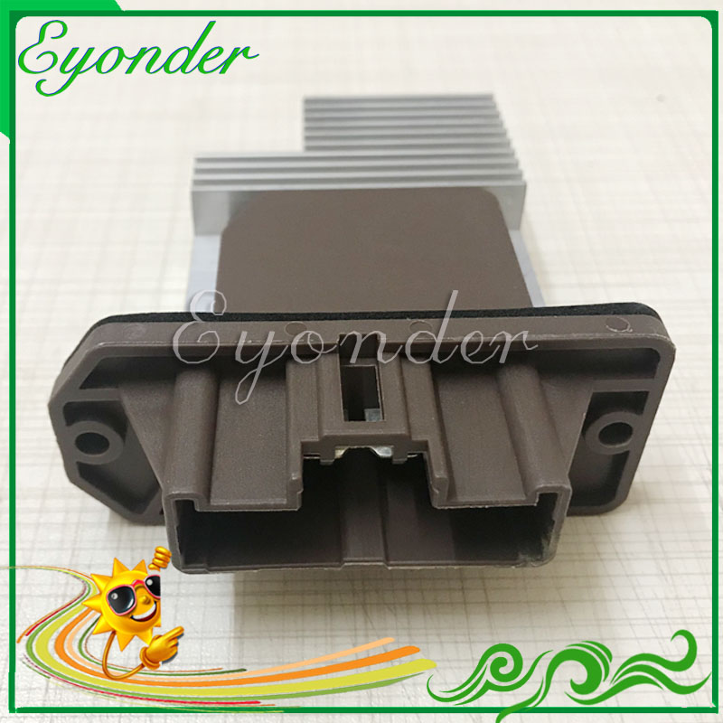 Air Conditioner Conditioning AC A C fan resistor for Komatsu for Hitachi Zaxis excavator Dash 5