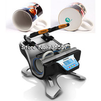 MINI Double Station Mug Heat Press Machine Mug Heat Transfer Machine ST 210 DIY Sublimation Transferring