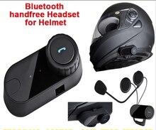 2016 BT Шлем Гарнитуры FDC Бренд Мотоциклетный Шлем Bluetooth Интерком Tom-02