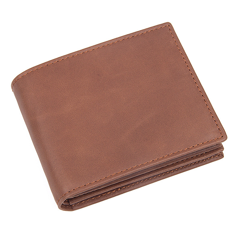 Holder, Mens, Short, Wallet, Leather, Credit
