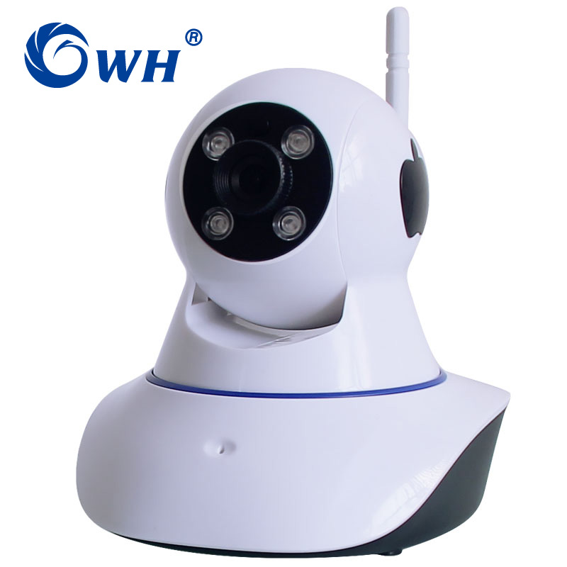 CWH IPCZ06A 720P 960P 1080P WIFI IP camera with 1.0MP 1.3MP 2MP resolution and SD card recording CCTV P2P Wireless Camera dean exultra cwh