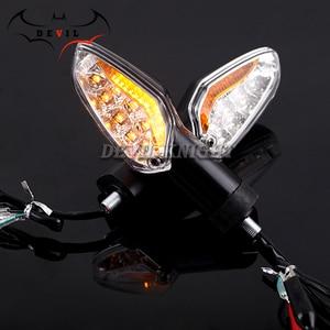 Image 1 - Luz indicadora de sinal volta traseira para honda cbr250 cbr 250 cbr 250r 2013 2014 2015 2016 2017 acessórios da motocicleta blinker lâmpada