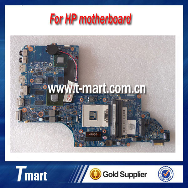 все цены на  for hp DV7-7000 681999-001 laptop motherboard intel non-integrated working well and  full tested  онлайн