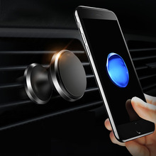 Magnetic Car Phone Holder Automotive Air Vent Mount Cell Pho