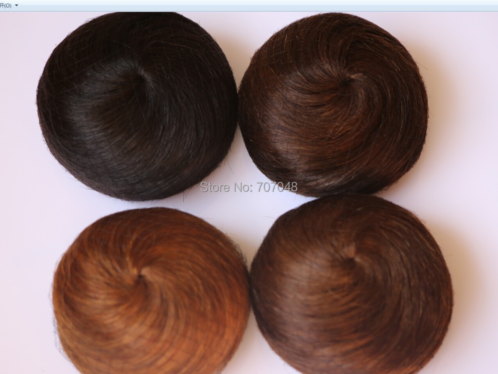 Wholesale Pony Tail Hair Extension Bun Hair Piece Scrunchie 100