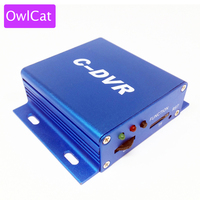OwlCat Mini CCTV Mobile C DVR Video Digital Video Recorder 1 CH C DVR Support TF