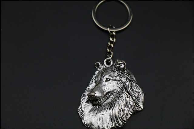 Фото шероховатая собака ожерелье ручной работы брелок рельефная подвеска цена