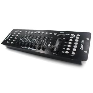 Image 2 - NEWEST 192 DMX Controller DJ Equipment DMX 512 Console Stage Lighting For LED Par Moving Head Spotlights DJ Controlle
