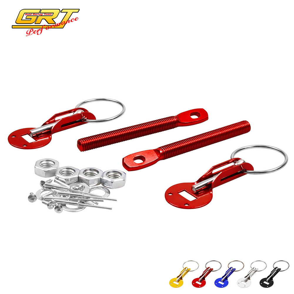 Engine Bonnets Back To Search Resultsautomobiles & Motorcycles Glorious Ryanstar Racing Aluminum Push Button Billet Hood Pins Lock Clip Kit Car Quick Latch/ Engine Bonnets Lock