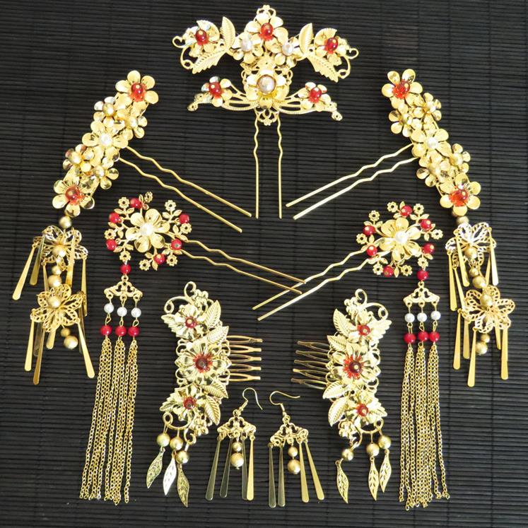 Chinese Traditional Bridal...