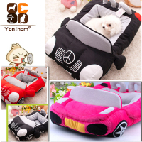 Dog Bed Car Model House for Cat Dog Bed House Sofa Dog Blanket Car Warm House for Cats Pet Dogs Bed House for Small Medium Puppy