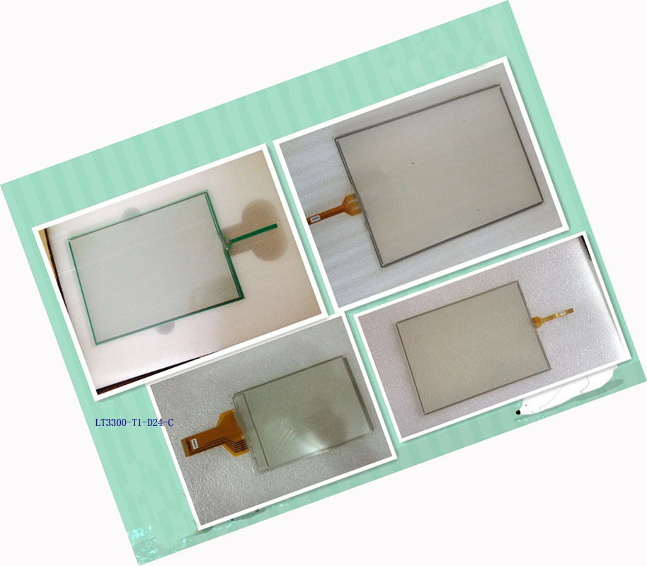 ФОТО LT3300-T1-D24-C touch glass touch screen panel new