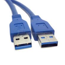 0.3 M 0.6 M 1 M Super Novo Padrão USB 3.0 Um Tipo Macho para Macho USB3.0 1.5 M 2 M 3 M 5 M cabo