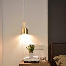 Minimalist Metal Pendant Lamp