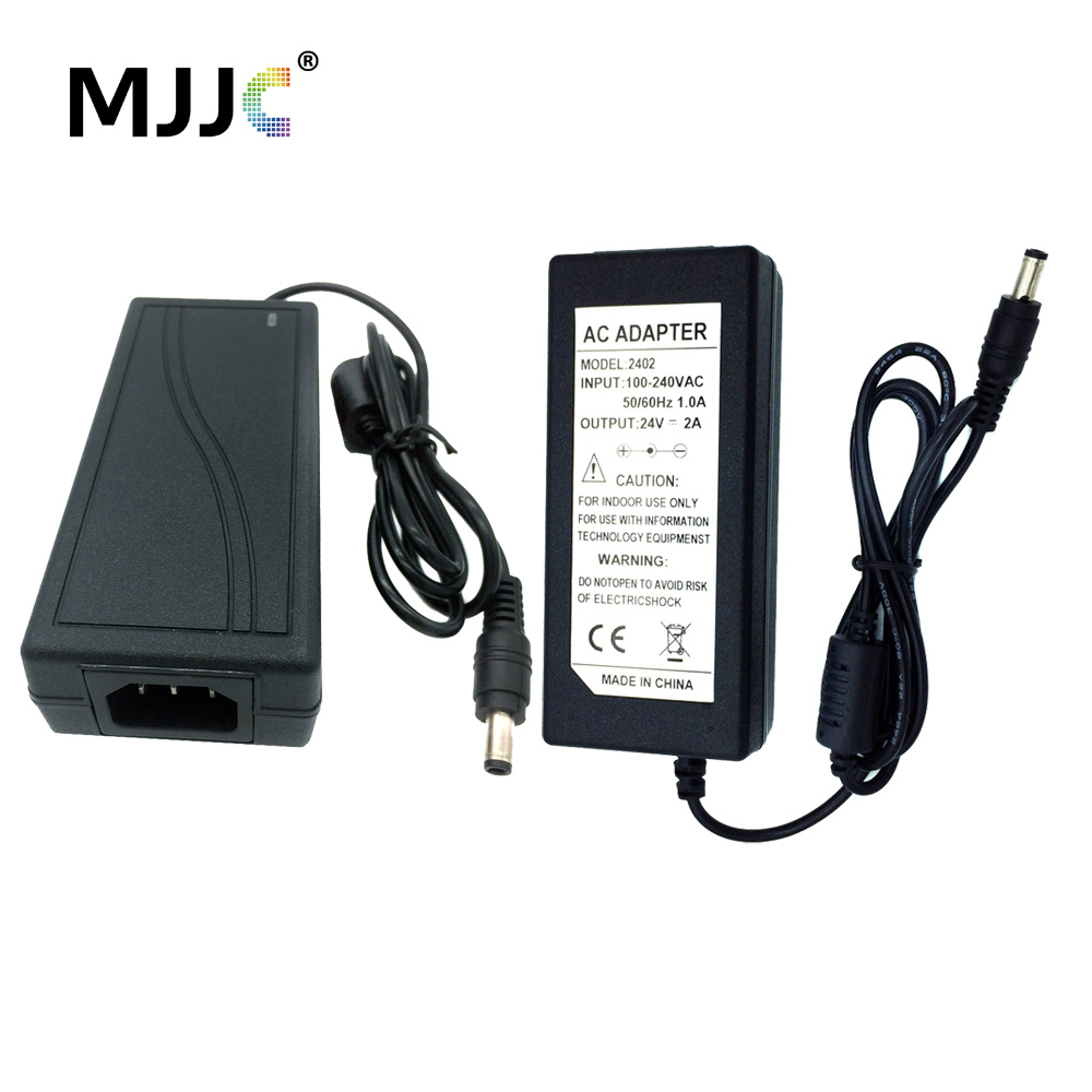 24V LED Power Supply Unit 2A 3A 4A 5A Power Adapter 110V