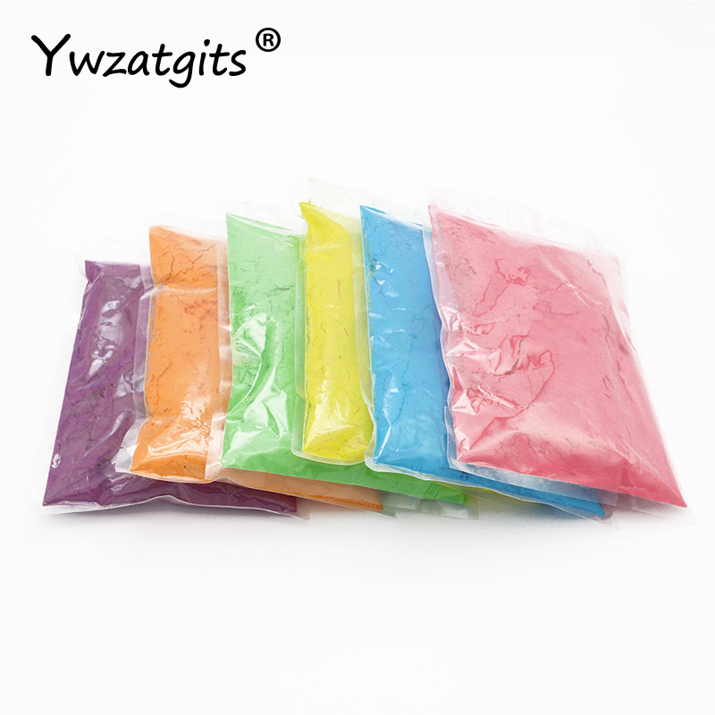 1 Bag Colorful Powder Corn Flour Colorful Starch Gags Practical Jokes For DIY Holiday Party Festival Runs Funny Gadgets YH0252