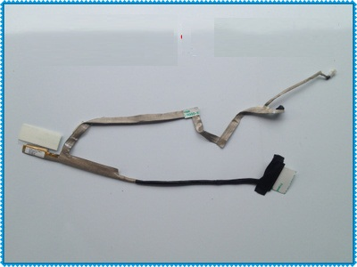 WZSM Wholesale Brand New LCD Flex Video Cable for Acer Aspire V5 V5-531 V5-531G V5-571 V5-571G laptop cable P/N 50.4vm03.002 new for acer aspire v5 531 v5 571 v5 571g lcd lvds cable va51 50 4vm06 002 free shipping