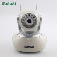 Gakaki HD 720P Indoor Home Security IP Camera Wireless Wifi CCTV Surveillance Camera P2P IR Infrared