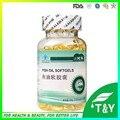 Снижения содержания жира в крови очищенная omega3 рыбий жир халяль softgel 1000 мг/Высокое Качество omega 3 мягких рыбий жир