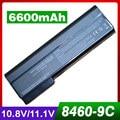 6600mAh laptop battery for HP EliteBook 8460 8470p 8470w 8560p 8570p ProBook 6360b 6460b 6465b 6470b 6475b 6560b 6565b 6570b