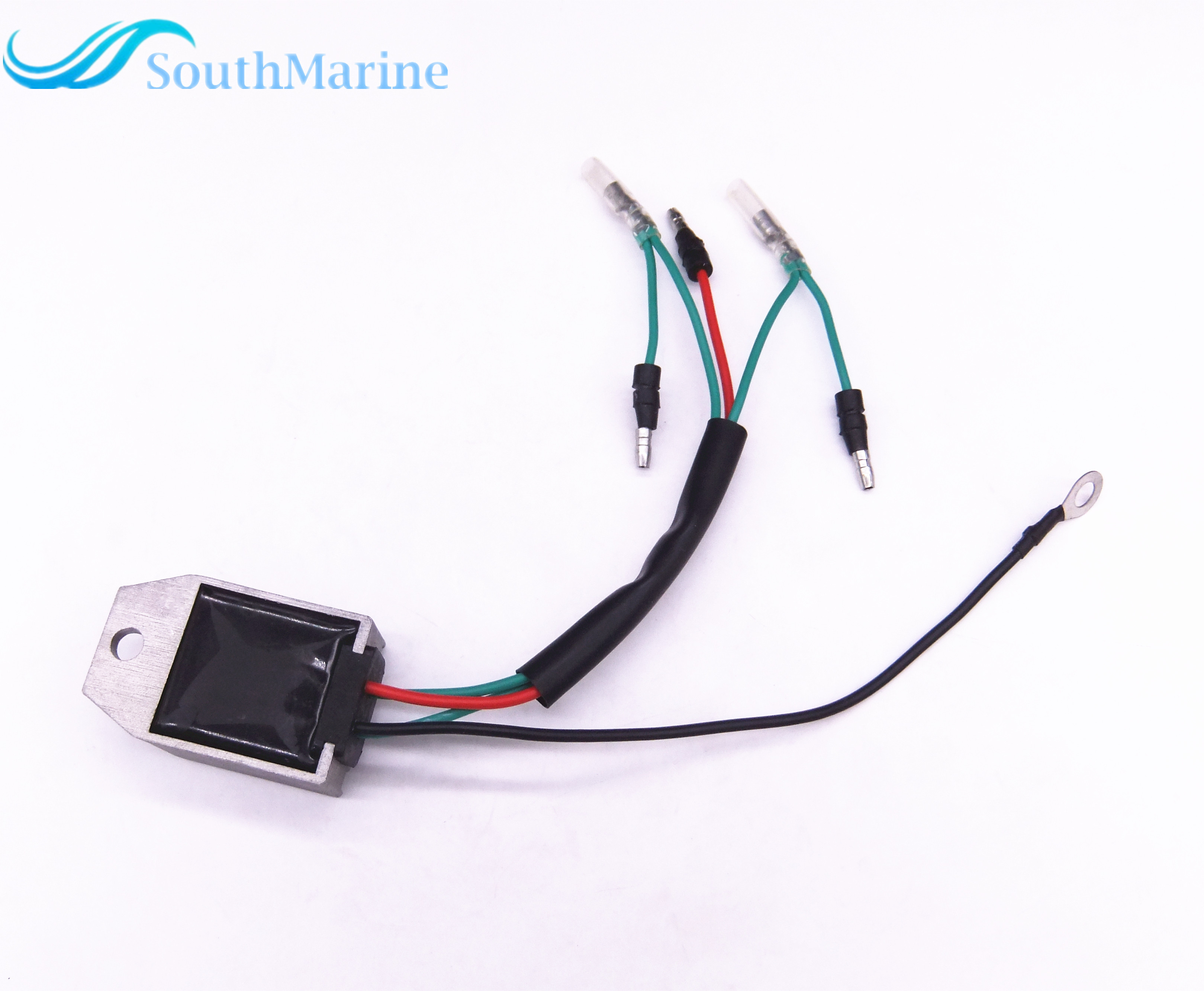 hight resolution of boat motor rectifier regulator assy 6j8 81960 00 for yamaha outboard motors in boat engine from automobiles motorcycles on aliexpress com alibaba