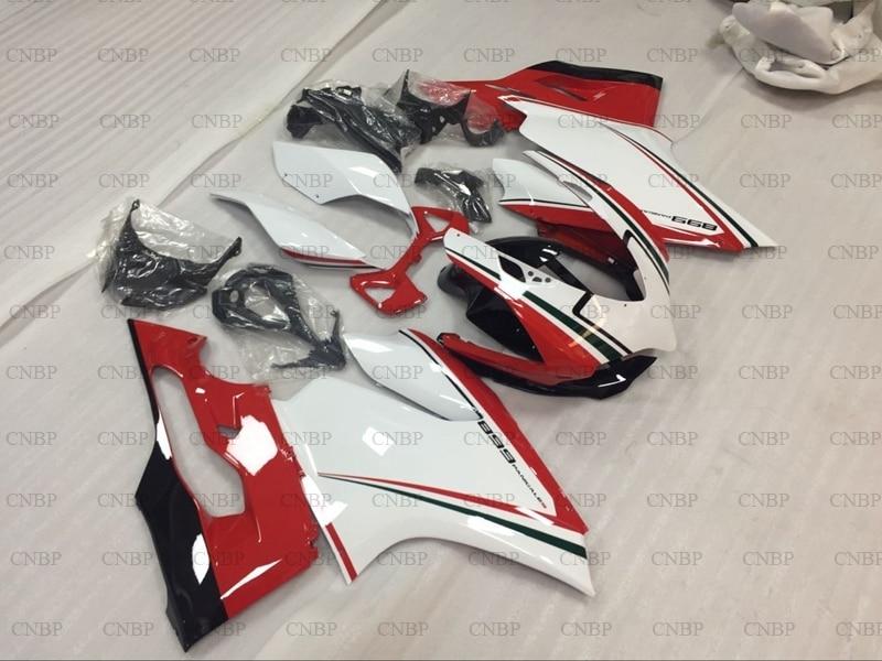 1199S 2012 - 2014 Abs Fairing for DUCATI 1199 12 13 Full Body Kits for DUCATI 1199 2014 Red White Fairings1199S 2012 - 2014 Abs Fairing for DUCATI 1199 12 13 Full Body Kits for DUCATI 1199 2014 Red White Fairings