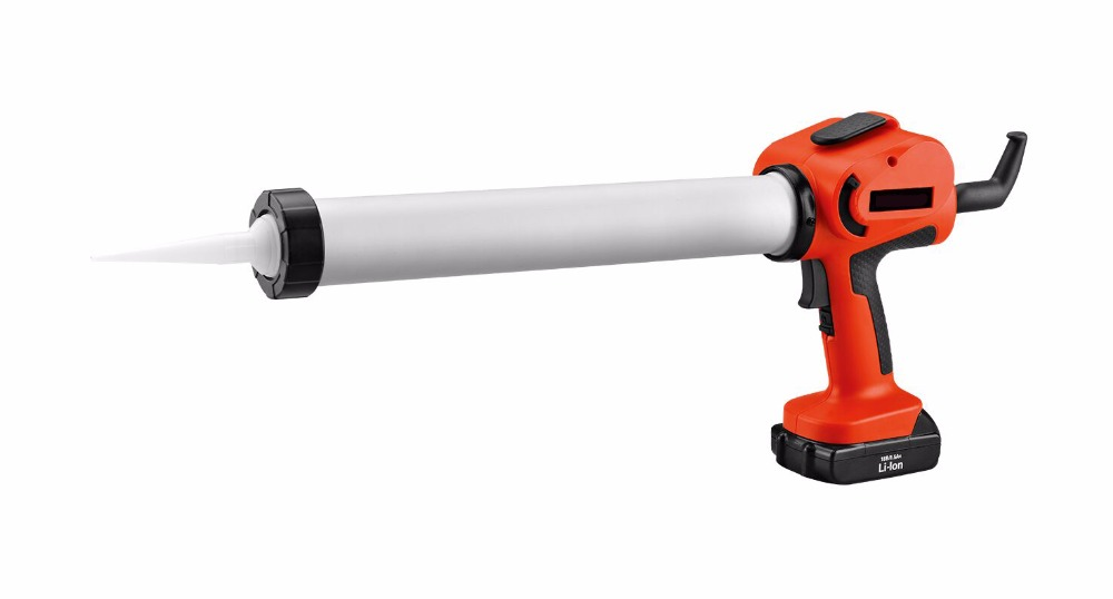 High Quality Sausage Sealant Type 18V Lithium Battery Caulking Gun 18V Electric Caulking gun High Thrust Cordless Caulking Gun цена