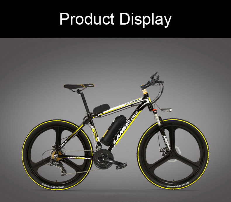 HTB1Y7ZXoY I8KJjy1Xaq6zsxpXal - MX3.eight Elite 26 Inch 5 Grade Help 48V 10Ah Sturdy Battery Electrical Mountain Bike,with 3.5 Inches Huge Bicycle Pc, 7 Velocity
