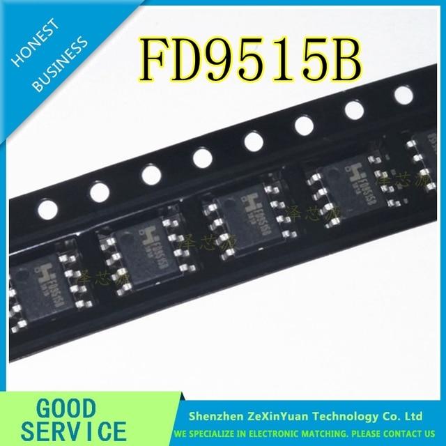 100 шт./лот Новый и оригинальный FD9515B FD9515 SOP8 IC