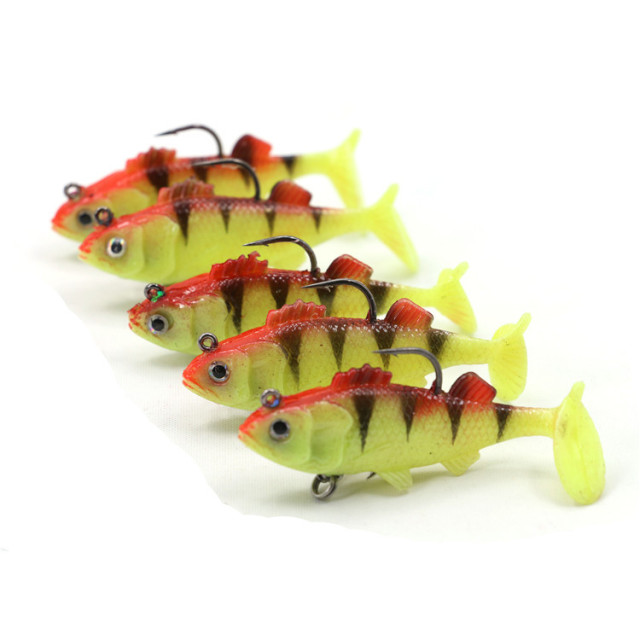 aliexpress : buy hot sale low price false bait tabby soft lead, Fishing Bait
