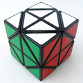 Z-cube Helicopter Magic Cube Puzzle Balck And White Toy for Learning &Education