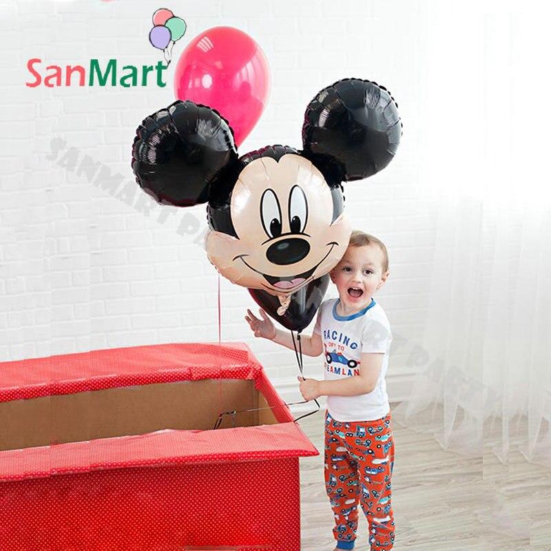 Mickey Minnie Birthday Balloon (2)