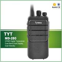Digital Mobile Radio DMR TYT MD 280 VHF Or UHF 1000CH 5W PMR446 Radio