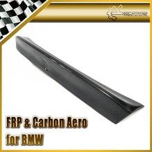 ЭПР Стайлинга Автомобилей Для BMW E46 CSL 2 Двери 2DR Углеродного Волокна Багажника Спойлер Багажника Губы Автомобильные Аксессуары