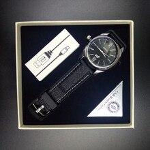 Casual Homens de Quartzo Relógios de Pulso À Prova de Vento Sem Chama Recarregável USB Isqueiro Isqueiro relogio masculino Relógio Com Caixa