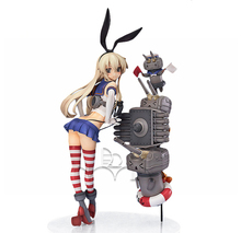 Kantai Collection -Kan Colle- Shimakaze 1/8 Complete Figure free shipping 8 anime kantai collection kan colle amatsukaze boxed 19cm pvc action figure collection model doll toy gift